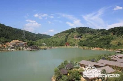 太乙国际温泉度假村,是一座多功能,拥有纯美自然风光和道教文化的